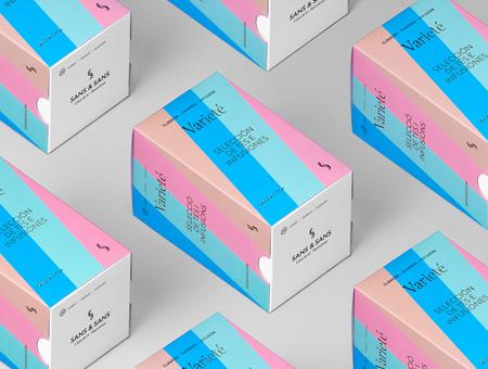 包装设计绝不仅仅是一个包装盒!Sans&Sans茶品牌包装设计欣赏