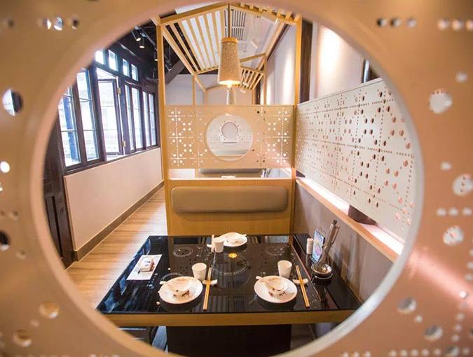 看看小肥羊火锅餐厅的新设计,你还认识它吗?