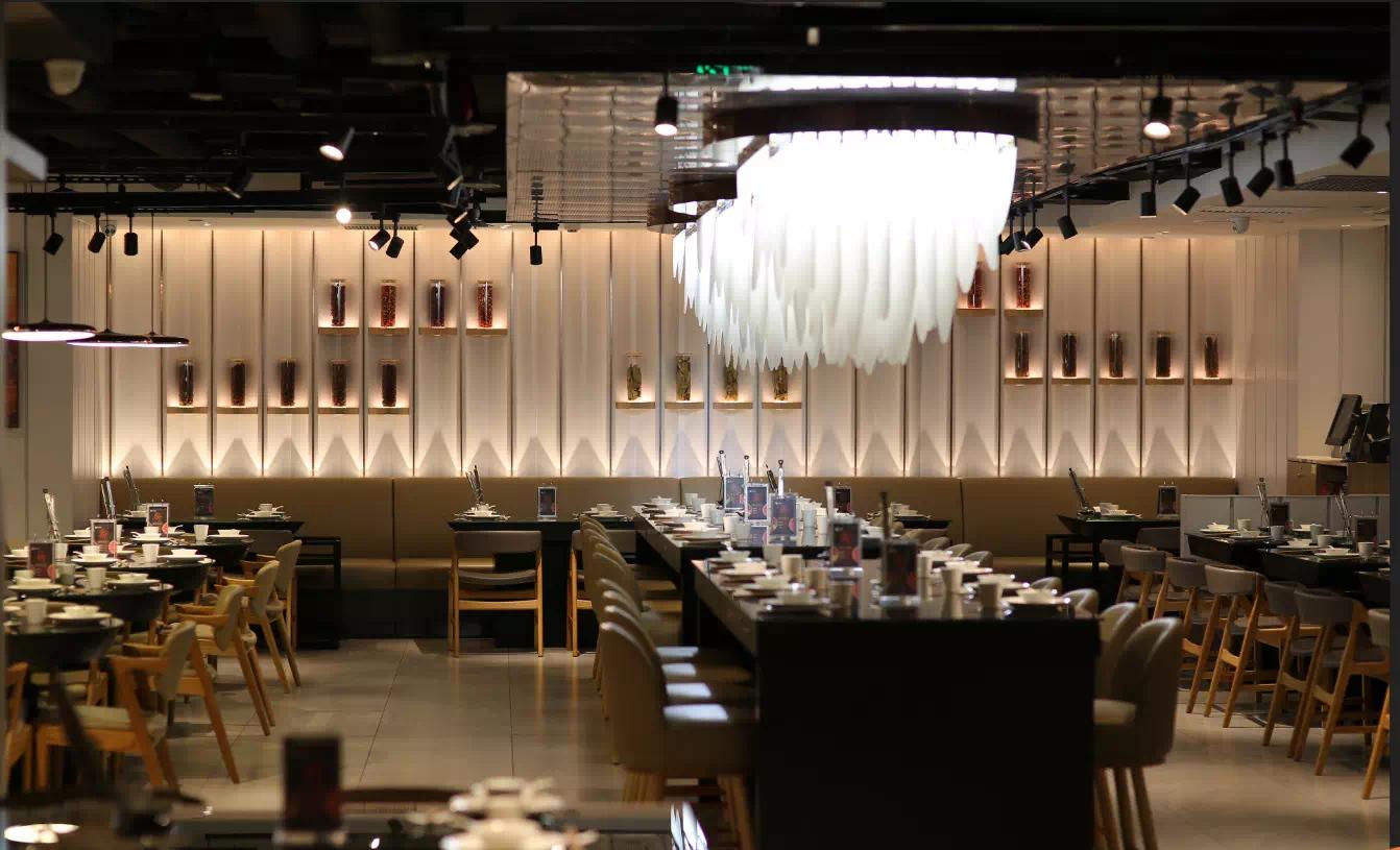 上海小肥羊火锅店_看看小肥羊火锅餐厅的新设计,你还认识它吗? | 123标志设计博客