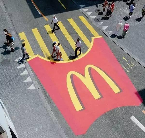 世界上最著名的餐饮logo之一,麦当劳金色拱门标志背后的故事