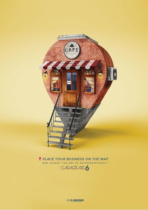 15个精美广告海报设计案例教你如何制作有效的宣传海报(上)