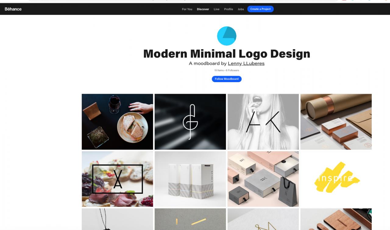 如何寻找logo创意灵感?推荐这8个设计灵感网站